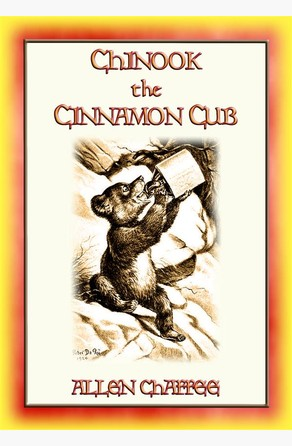 CHINOOK THE CINNAMON CUB and his forest adventures Allen Chaffee