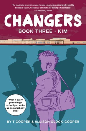 Changers Book Three T Cooper