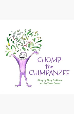 Chomp the Chimpanzee Mary E Parkinson