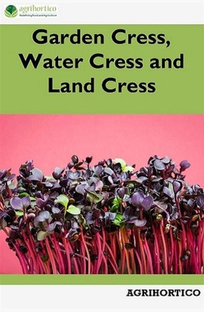 Garden Cress, Water Cress and Land Cress Agrihortico CPL