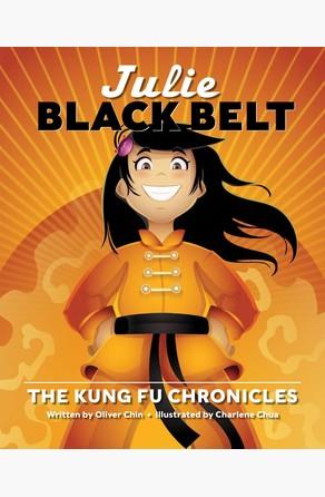 Julie Black Belt Oliver Chin
