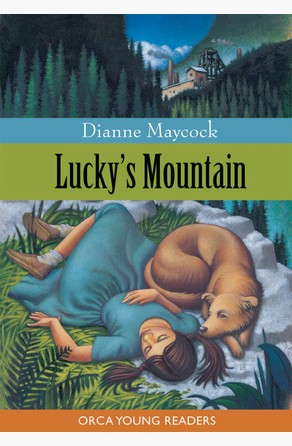 Lucky's Mountain Dianne Maycock