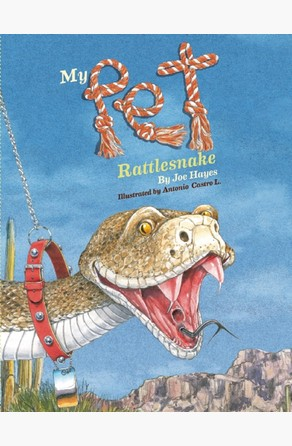My Pet Rattlesnake Joe Hayes