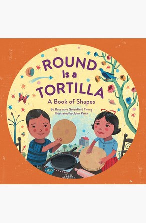 Round Is a Tortilla Roseanne Greenfield Thong
