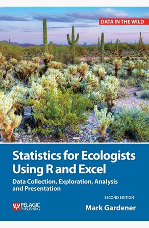 Statistics for Ecologists Using R and Excel Mark Gardener