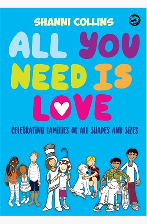 All You Need Is Love Shanni Collins