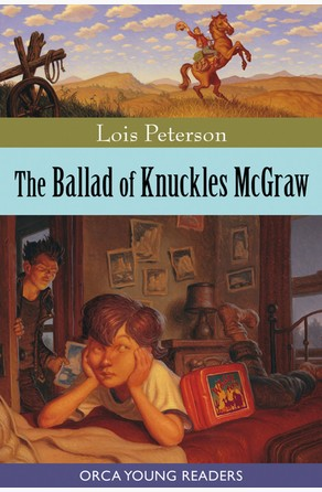 Ballad of Knuckles McGraw Lois Peterson