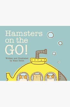 Hamsters on the Go Kass Reich