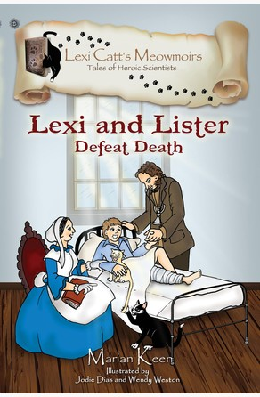 Lexi and Lister Marian Keen