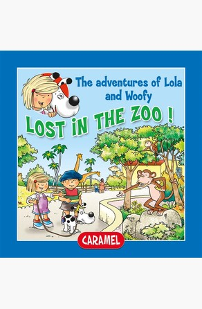 Lost in the Zoo! Edith Soonckindt