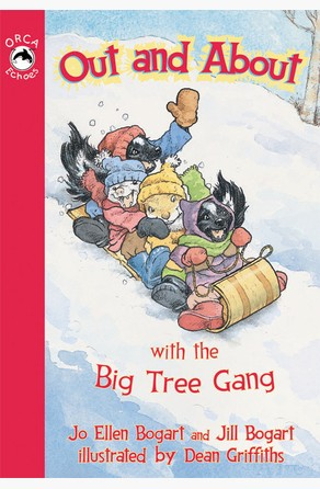 Out and About with the Big Tree Gang Jo Bogart
