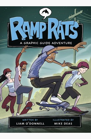 Ramp Rats Liam O'Donnell