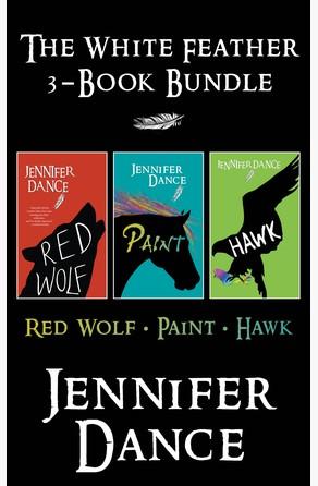 White Feather 3-Book Bundle Jennifer Dance