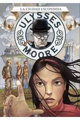 La ciudad escondida (Serie Ulysses Moore 7) por                                       Pierdomenico Baccalario